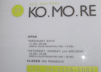 KO.MO.RE